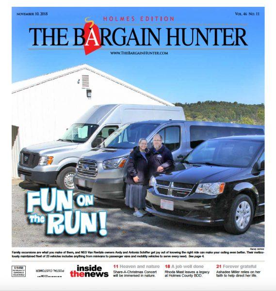 Holmes Bargain Hunter 20181110