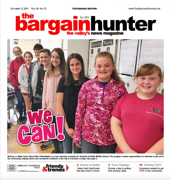Tuscarawas Bargain Hunter 20191012