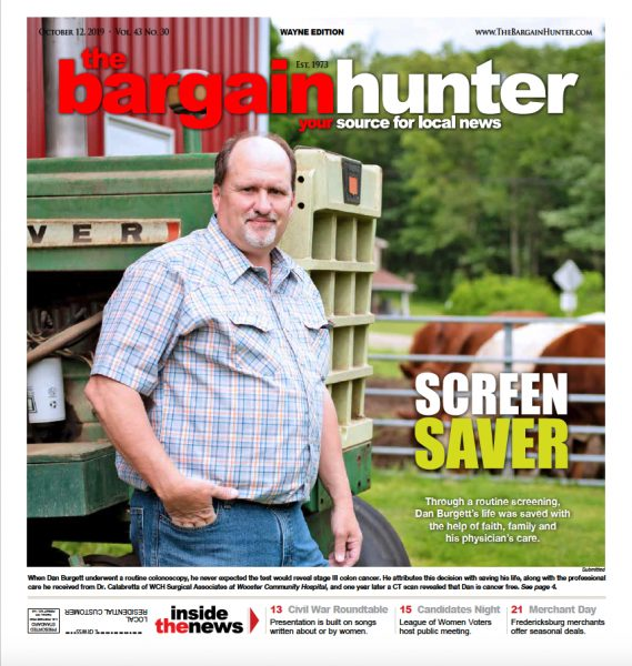 Wayne Bargain Hunter 20191012