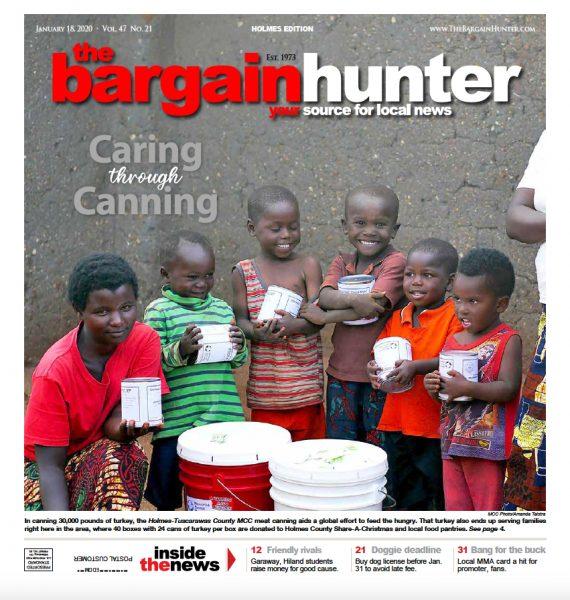 Holmes Bargain Hunter 20200118