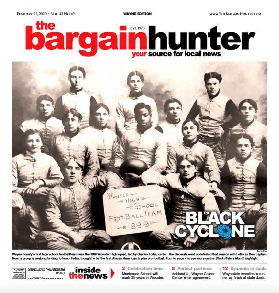 Wayne Bargain Hunter 20200222