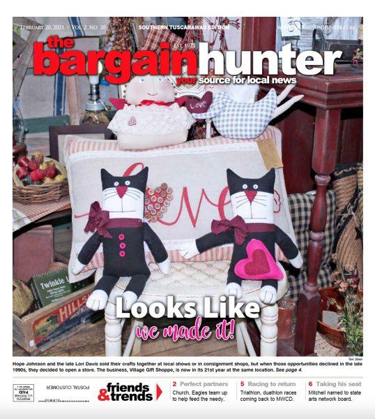 Southern Tuscarawas Bargain Hunter 20210220
