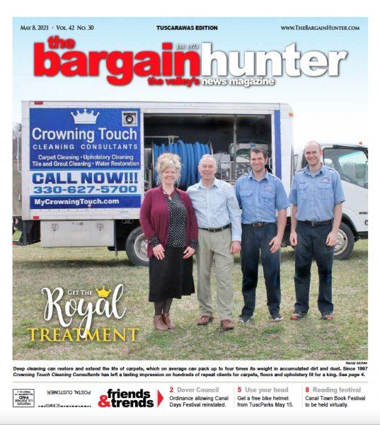 Tuscarawas Bargain Hunter 20210508