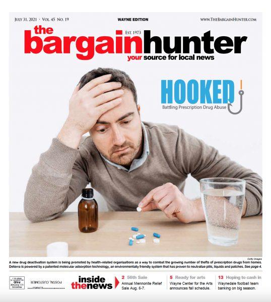 Wayne Bargain Hunter 20210731