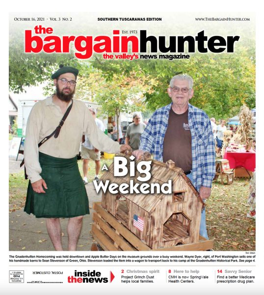 Southern Tuscarawas Bargain Hunter 20211016