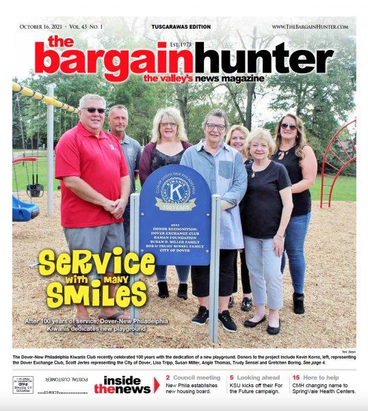 Tuscarawas Bargain Hunter 20211016