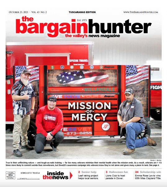Tuscarawas Bargain Hunter 20211023